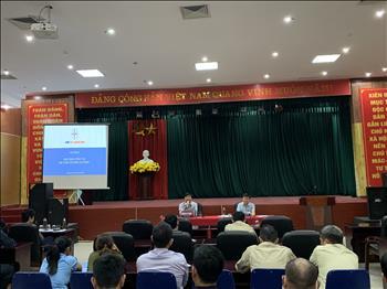 Hội nghị giao ban công tác ATVSLĐ Quý IV năm 2020